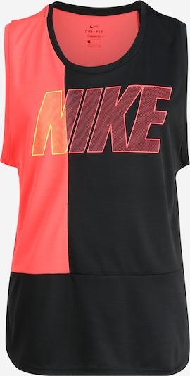 NIKE Funkční tričko 'Superset' - červená / černá, Produkt