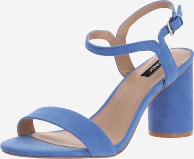 ONLY Sandalen in blau, Produktansicht