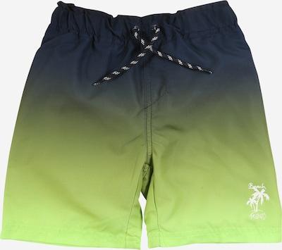 NAME IT Zwemshorts in de kleur Groen, Productweergave