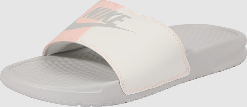 Nike Sportswear Badeschuh 'Benassi Just Do It'