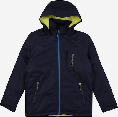 KILLTEC Outdoorjas 'Lynge BYS' in de kleur Navy, Productweergave