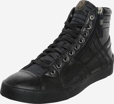 DIESEL Sneakers hoog 'D-String Plus' in de kleur Zwart, Productweergave