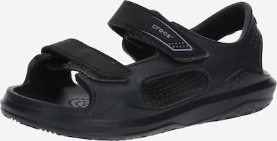 Crocs Отворени обувки 'Swiftwater River' в черно, Преглед на продукта