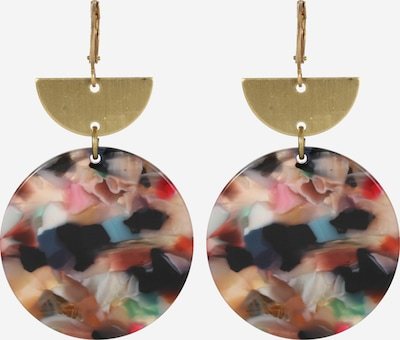 Fräulein Wunder Earrings 'Amal' in mixed colours, Item view