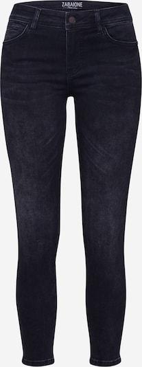 ZABAIONE Jeans 'Summer' in dunkelblau / schwarz, Produktansicht