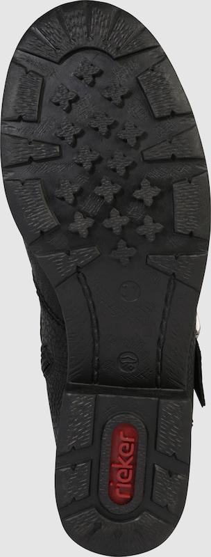 RIEKER 'Boots mit Schnallendetail'