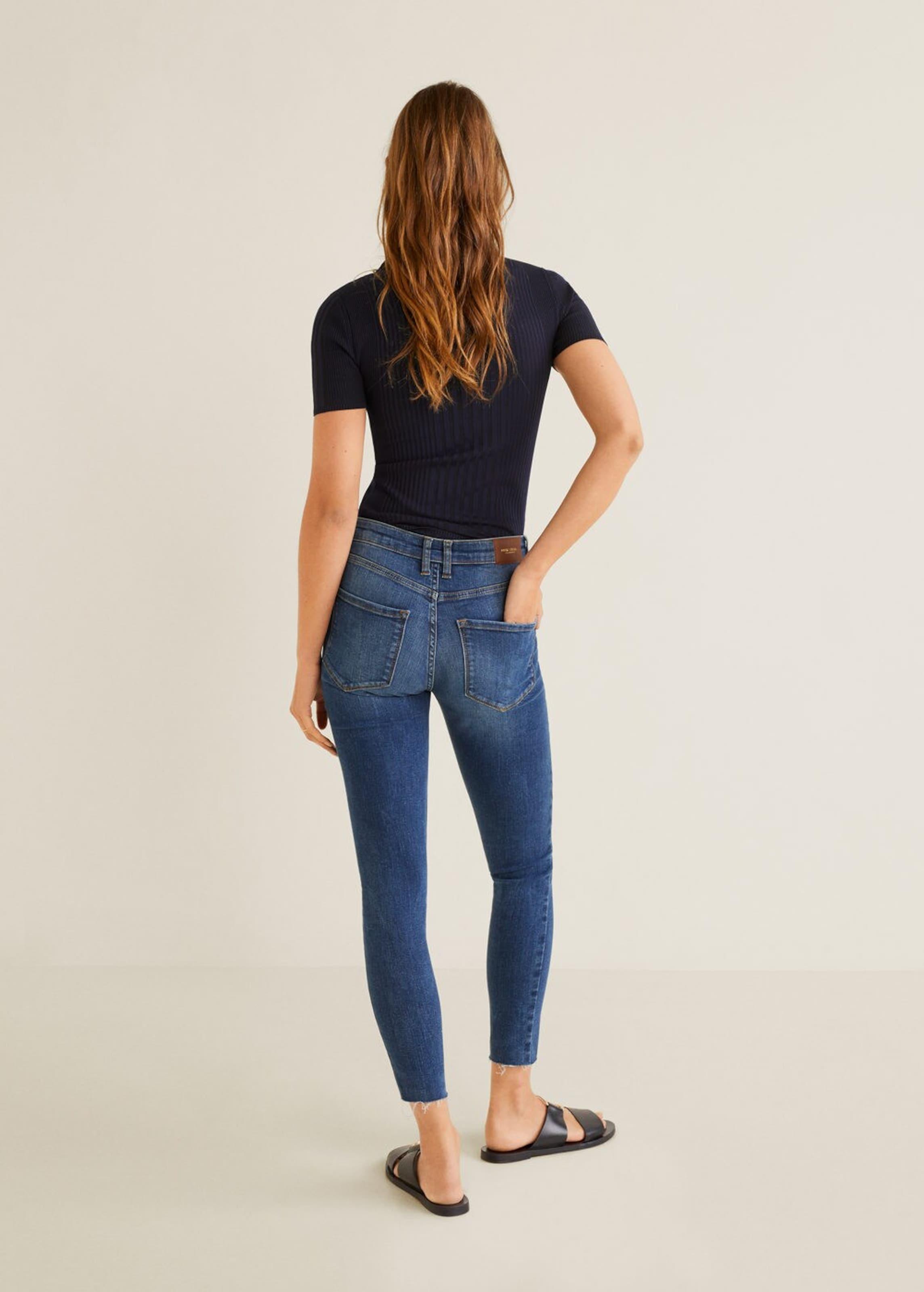 Mango Jeans In Dunkelblau Jeans In 'isa' Dunkelblau Mango 'isa' 'isa' Jeans Mango 0Ok8nPXw