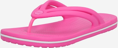 Crocs Slipper 'Crocband Flip' in pink, Produktansicht