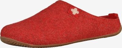 Living Kitzbühel Huisschoen in de kleur Rood, Productweergave