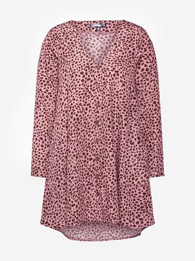 Missguided Kleid in chamois / pink / rosa, Produktansicht