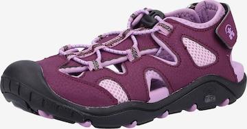 Sandales Kamik en violet