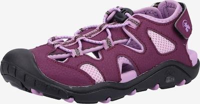 Kamik Sandales en violet / baie, Vue avec produit