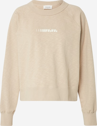 WOOD WOOD Sweatshirt 'Hope' in de kleur Beige, Productweergave