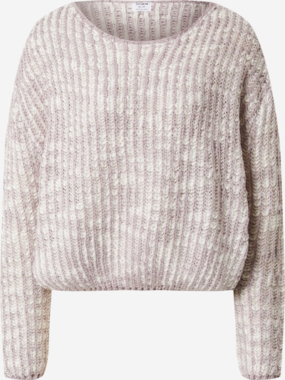 Cotton On Pullover 'THE LICORICE ALLSORT' in lila / offwhite, Produktansicht