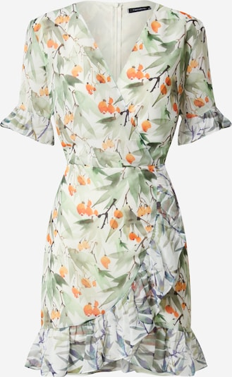 Trendyol Kleid in mischfarben / weiß, Produktansicht