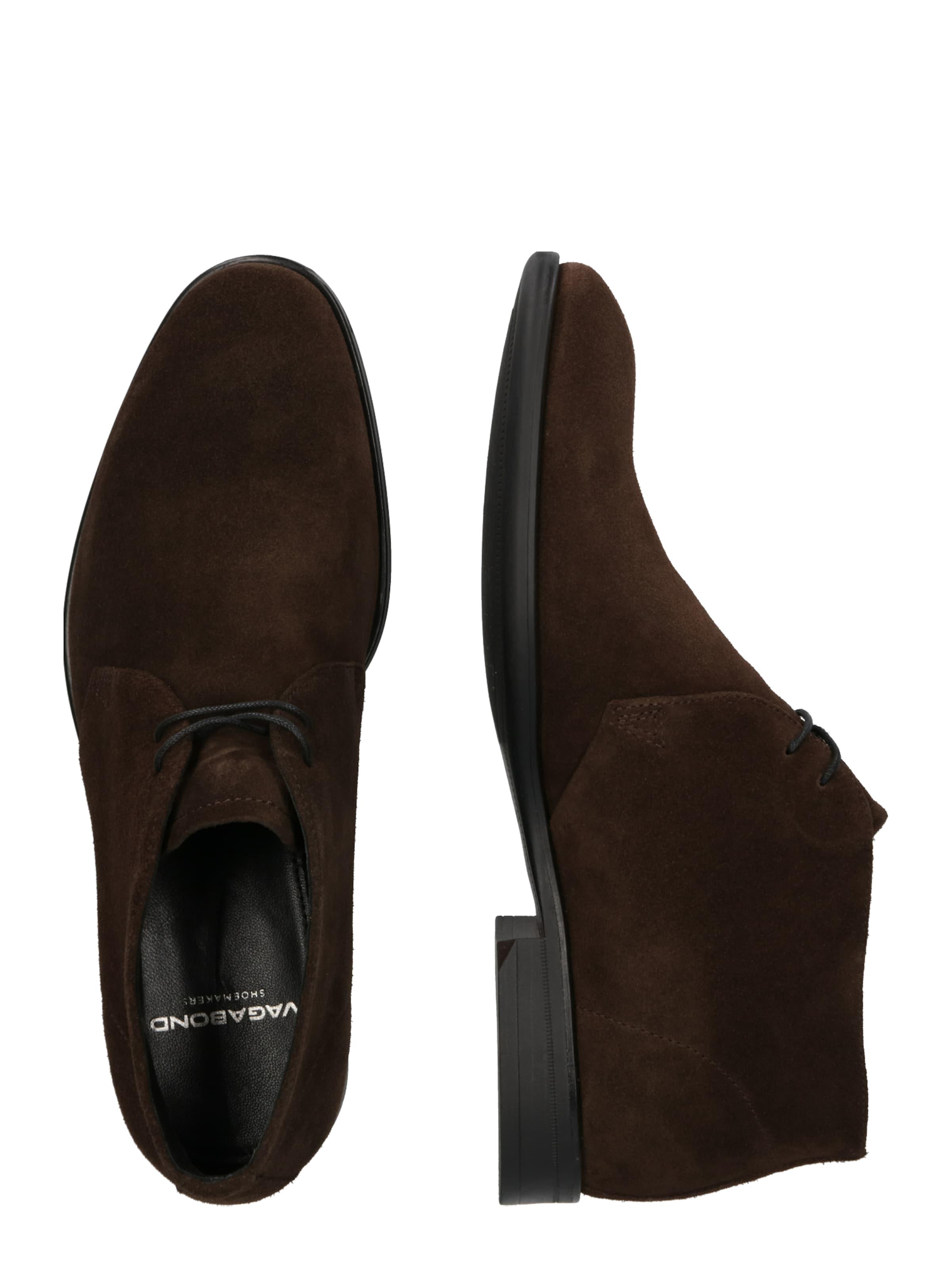 'harvey' Vagabond Dunkelbraun Schnürschuh Shoemakers In 3A54jRL