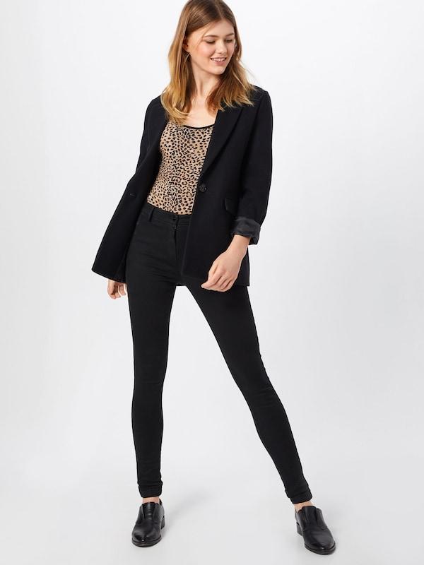 Look Noir En New Pantalon Noir En New Pantalon Look J3FKTl1c