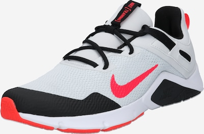 NIKE Sport-Schuh 'Legend' in hellgrau / koralle / lachs / schwarz, Produktansicht