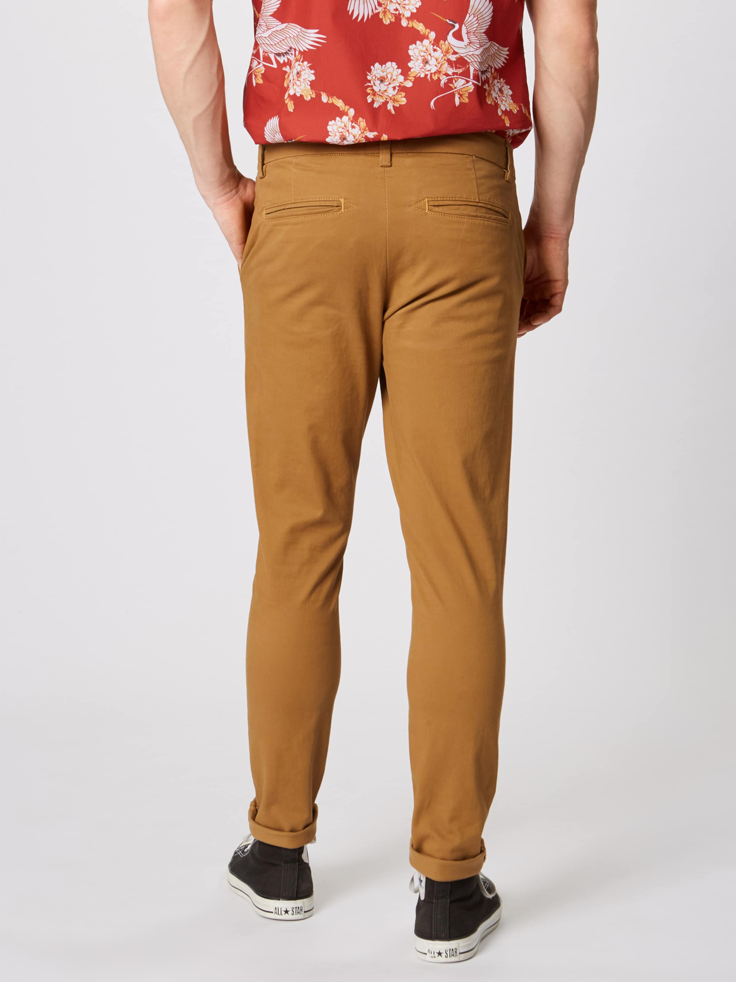 Look Bronze New Chino Pantalon En dCorxBe