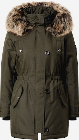 ONLY Winterparka 'IRIS' in de kleur Grafiet, Productweergave