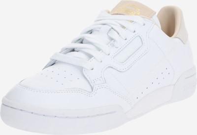 ADIDAS ORIGINALS Sneaker 'CONTINENTAL 80' in weiß, Produktansicht