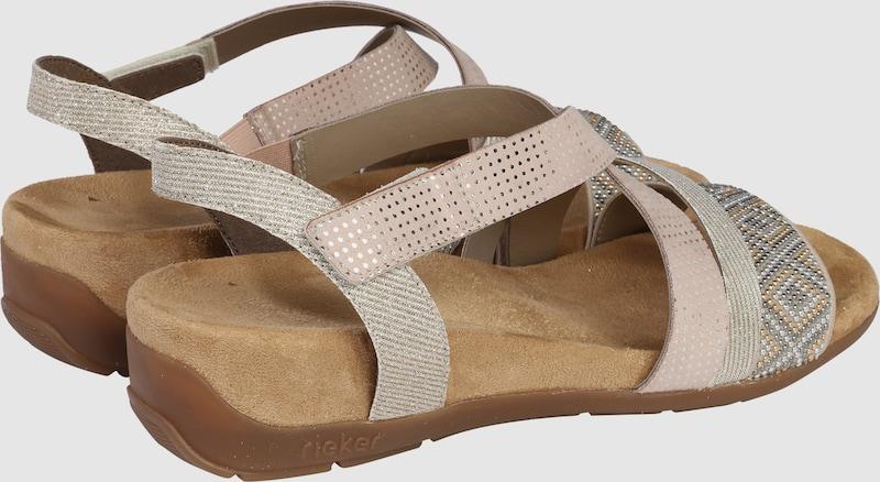 Haltbare Mode Sandale billige Schuhe RIEKER | Sandale Mode Schuhe Gut getragene Schuhe ccfdf2