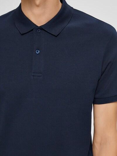 SELECTED HOMME Majica 'PARIS' u mornarsko plava: Prednji pogled