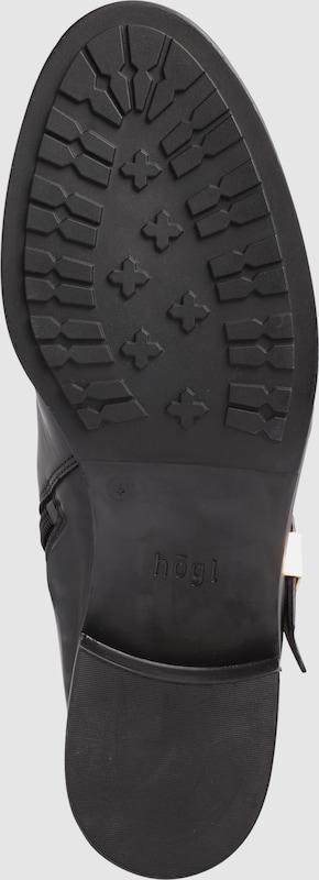 Högl Biker Stiefelette aus Leder