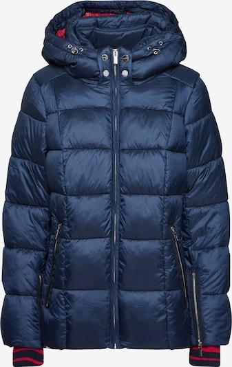 STREET ONE Jacke '2in1 feminin padded  jacket' in dunkelblau, Produktansicht