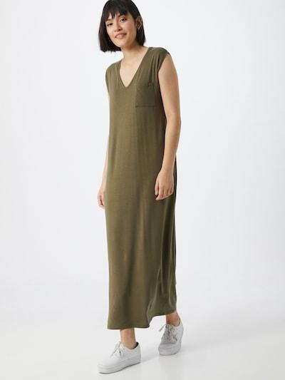 VERO MODA Kleid 'Kos' in grün, Modelansicht
