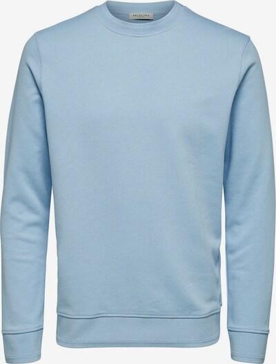 SELECTED HOMME Regular Fit Sweatshirt in blau, Produktansicht