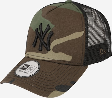 NEW ERA Cap 'NEYYAN' in Brown