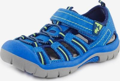 LURCHI Sandale in blau, Produktansicht