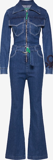 UNITED COLORS OF BENETTON Overall 'OVERALL' in blau, Produktansicht