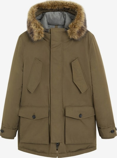MANGO MAN Winterparka 'nebraska' in khaki, Produktansicht