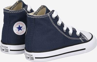 CONVERSE Sneakers 'Chuck Taylor All Star' in de kleur Donkerblauw / Wit: Achteraanzicht