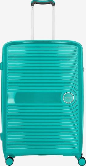 TRAVELITE 4-Rollen Trolley 'Ceris' 78 cm in blau, Produktansicht