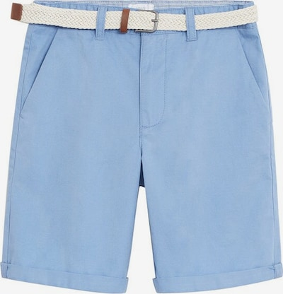 MANGO KIDS Pantalon 'Pico6' en bleu fumé, Vue avec produit
