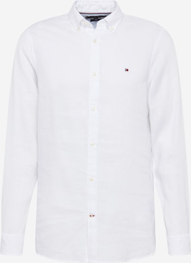 TOMMY HILFIGER Overhemd in de kleur Donkerblauw / Rood / Offwhite, Productweergave