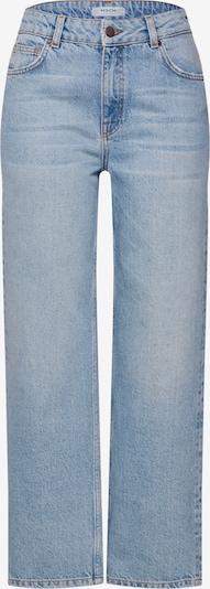 MOSS COPENHAGEN Jeans 'Crystal Straight' in de kleur Blauw denim, Productweergave