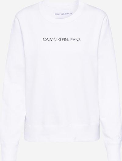 Calvin Klein Sweatshirt in White, Item view