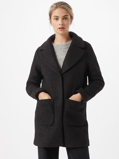 ICHI Mantel in schwarz, Modelansicht