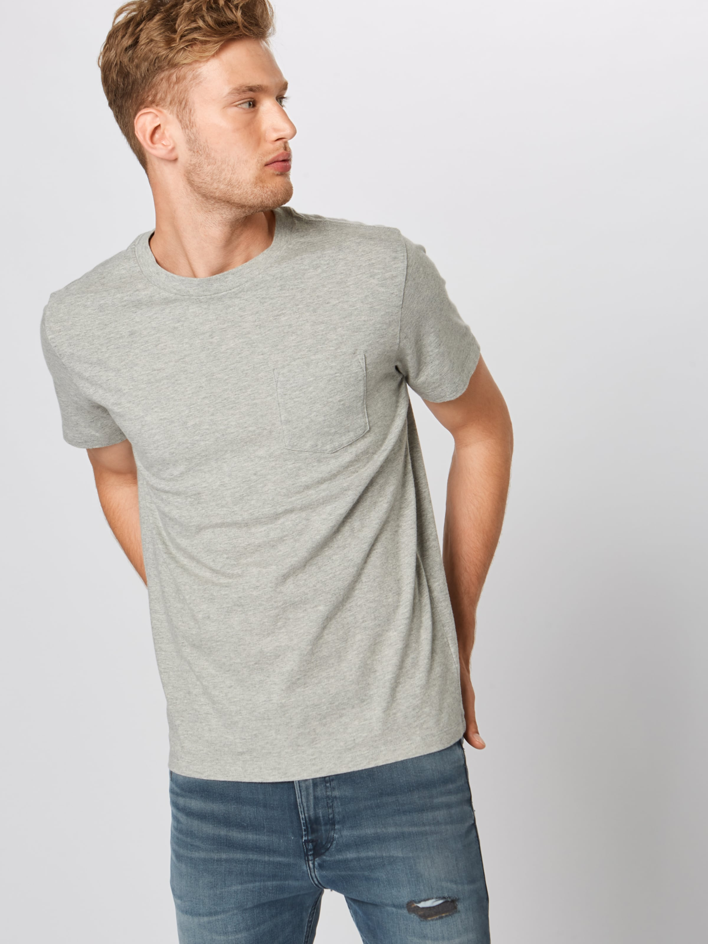 En shirt Gris Gap Gris T En Gap shirt T N8mnw0
