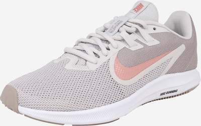 NIKE Running shoe 'Downshifter' in Light grey / Pink, Item view