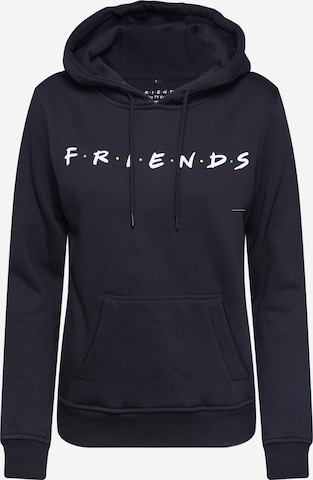 Merchcode Sweatshirt in Zwart