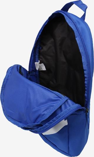 Nike Sportswear Sac à dos en bleu: Vue de dessus