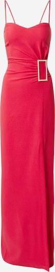 Trendyol Šaty 'Smart' - tmavoružová: Pohľad spredu