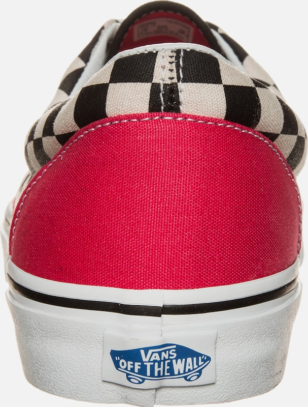 VANS 'Era 2 Tone Check' Sneaker Herren in knallrot | ABOUT YOU