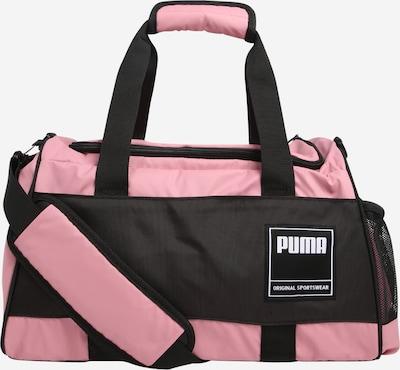 PUMA Sporttasche in rosé / schwarz, Produktansicht