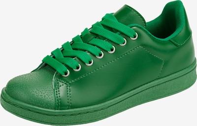 heine Sneaker in grün, Produktansicht